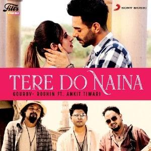 Tere Do Naina lyrics