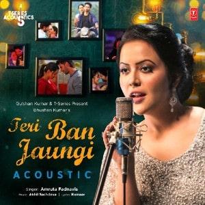 Teri Ban Jaungi Acoustic lyrics
