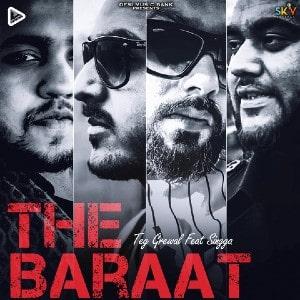 The Baraat lyrics