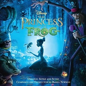 The Princess and the Frog movie