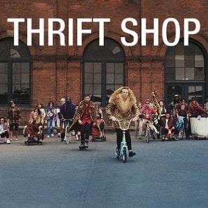 Thrift Shop lyrics