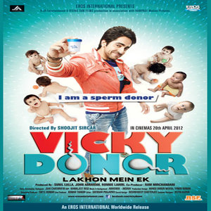 Pani Da Rang (Male Version) Vicky Donor