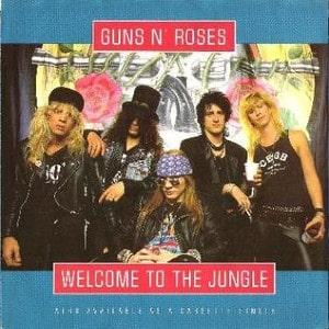 Welcome To The Jungle lyrics