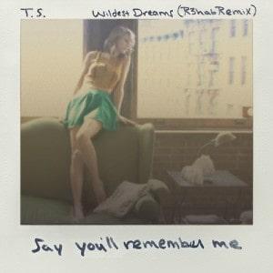 Wildest Dreams lyrics