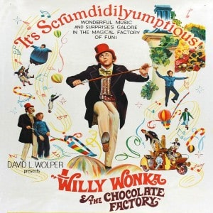 Willy Wonka & the Chocolate Factory movie