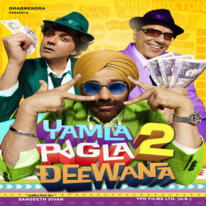 Yamla Pagla Deewana 2 movie